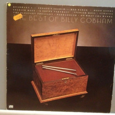 BILLY COBHAM - THE BEST OF (1979/ ATLANTIC REC/RFG) - Vinil/Vinyl/Impecabil, warner