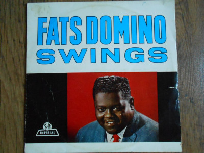LP Fats Domino – Fats Domino swings foto