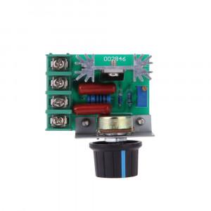 VARIATOR DE TENSIUNE regulator turatie DIMMER 220V motor electric PUTERE 2000W
