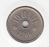 Romania - 10 Bani 1906 J (UNC)