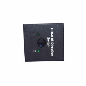 Switch HDMI bidirectional 1x2 / 2x1 pt TV laptop PC Xbox Playstations DVD Player