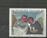 Franta 1966 - PICTURA DAUMIER, timbru nestampilat A120