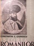 Istoria romanilor (vol . II) partea I -Constantin C . Giurescu , 1940, Constantin C. Giurescu