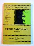 BALTAGUL de MIHAIL SADOVEANU , 1972