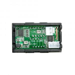 Voltmetru si Ampermetru Voltampermetru de panou LED Digital pret DC 0-100V 0-10A