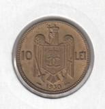 Romania - 10 Lei 1930 - Paris - Frumoasa