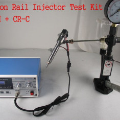 Tester injectoare complet 2in1 CR-C diesel common rail + S60H Nozzle Validator
