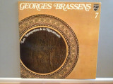 GEORGES BRASSENS - LES TROMPETTES DE LA (1968/PHILIPS/FRANCE) - VINIL/Impecabil