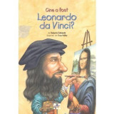 Cine a fost Leonardo da Vinci?, trei