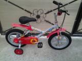 "Power Rangers / Ninja Storm / bicicleta copii 14"" (4-7 ani), 1"