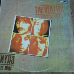 LP The Beatles – A taste of honey