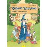 Zaharia Zanzibon, Vol. 3: Salveaza Tara Basmelor, all