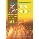 Limba romana, manual pentru clasa a vi-a, Clasa 6, all