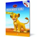 Regele Leu. Carte cu CD audio, litera