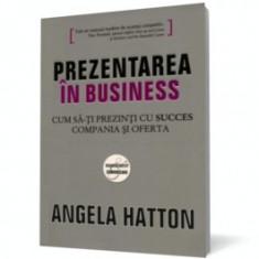 Prezentarea in business
