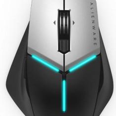 Mouse Gaming Dell Alienware Elite AW958 (Negru/Argintiu)