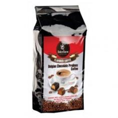 Cafea macinata cu aroma de praline belgiene de ciocolata, 200 grame