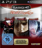 Devil May Cry Hd Collection (PS3), Capcom