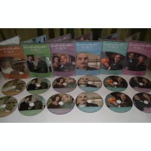 Agatha Christie: Poirot 1989 2013 13 sezoane DVD