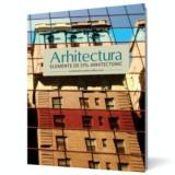 Arhitectura - elemente de stil arhitectonic, litera
