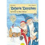 Zaharia Zanzibon, Vol. 4: Spiridusii lui Mos Craciun, all