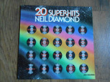 LP Neil Diamond – 20 Super hits, VINIL