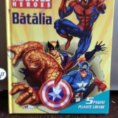 BATALIA ( MARVEL HEROES ) - TOM De FALCO
