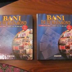 """CY - """"Bani de pe Mapamond"""" completa / fara monede si bancnote"""