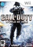 Call of Duty Modern - World at war  - Nintendo Wii [Second hand], Shooting, 18+, Multiplayer