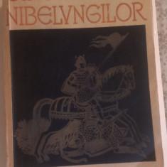 CINTECUL  NIBELUNGILOR , REPOVESTIT  DE  ADRIAN MANIU