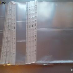 Folii cu 4 compartimente, 100 bucati  - cea mai buna calitate - getea250