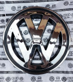 Emblema VW / Sigla fata Volkswagen Passat B6 Highline R Line CC - 15 cm, PASSAT (3C2) - [2005 - 2010]