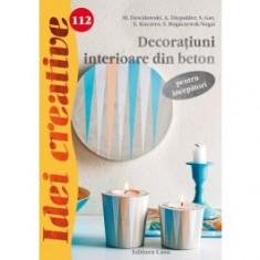 Decoratiuni interioare din beton - Idei creative 112