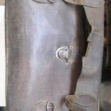 geanta piele veche