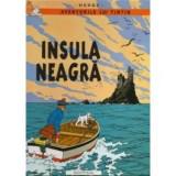 Aventurile lui Tintin. Insula neagră (Vol. 7)