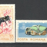 Romania.1965 Congres international de apicultura  YR.380, Nestampilat