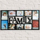 Ramă Foto Family (10 Poze) - Tablou canvas