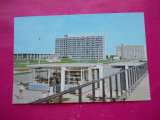HOPCT 40181  MAMAIA HOTELURILE DOINA SI FLORA  IN 1963 -CT-RPR-CIRCULATA, Printata