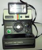 VINTAGE Gold -  Polaroid 3000 RF SX-70 Film Camera