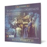 Tommaso Giordani - Harpsichord Concertos