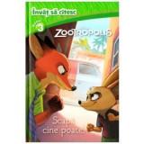 Invat sa citesc. Disney. Zootropolis. Scapa cine poate.