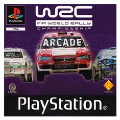 WRC ARCADE  - PS1 [Second hand], Multiplayer, Curse auto-moto, Toate varstele