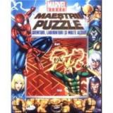 Maestrii puzzle: aventuri, labirinturi si multe altele!, Aramis
