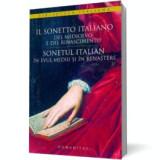 Sonetul italian în Evul Mediu și în Renaștere / Il sonetto italiano del Medioevo e del Rinasciamento, humanitas