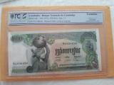Cambodia / Cambogia , 500 Riels  1974 , gradata PCGS Genuine