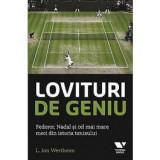 Lovituri de geniu. Federer, Nadal si cel mai mare meci din istoria tenisului, publica