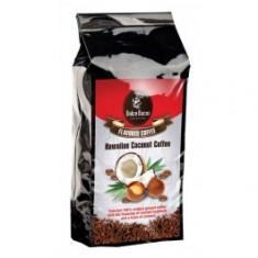 Cafea macinata cu aroma de nuca de cocos si alune prajite, 200 grame