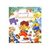 Carte cu puzzle - Pinocchio, girasol