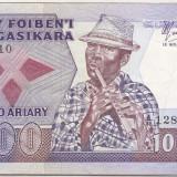 bnk bn Madagascar 1000 ariary 1988-93