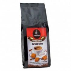 Cafea macinata cu aroma de caramel, 200 grame